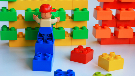 Image: Build SEL with LEGO Activities